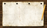Blank Old Paper