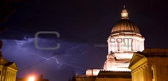 Capital Storm