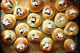 Czech cakes