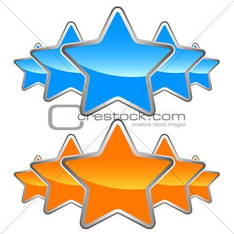 A set of stars