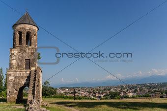 Tower in Kutaisi, Georgia
