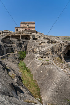 Cave city Uplistsikhe
