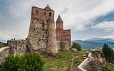 Gremi, royal citadel and Church of the Archangels in Kakheti