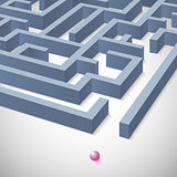 Maze concept for your business