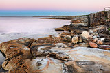 Dawn at Botany Bay, Australia