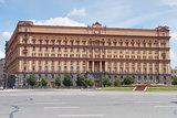 lubyanka square.