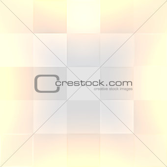 Abstract Square Background With Gray Grid