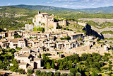 Alquezar, Huesca Province, Aragon, Spain