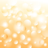 shimmering abstract warm background