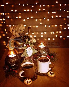 Christmastime decoration