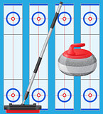 curling sport game