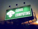 Cloud Computing on Billboard.