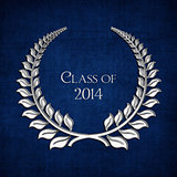 silver laurel for 2014 graduation