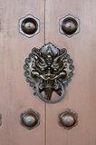Chinese style door opener