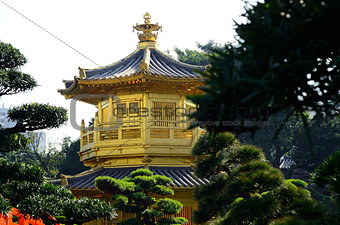 pagoda roof
