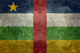 National flag of the Central African Republic