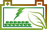 eco battery logo
