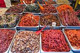 Seoul Market Food