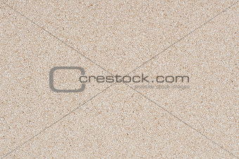 Background made of white decorative sand.