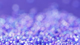 glowing blured violet background