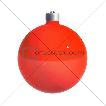 Christmas Ball w/ path