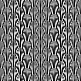 Design seamless striped geometrical pattern