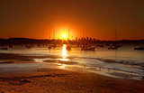 Sunset over Watsons Bay, Australia