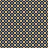 Design seamless colorful lattice pattern