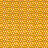 Design seamless honeycomb pattern. Geometric hexagon background