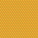 Design seamless honeycomb pattern. Geometric hexagon background