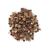 Colorful peppercorn mix