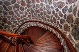 Galata Tower Stairway