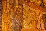 Jesus Miracle Mosaic