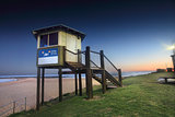Life Guard Lookout at Toowoon Bay