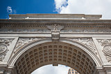 Washington Square Arch in New York