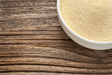 semolina wheat flour