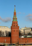 Water Tower of the Moscow Kremlin
