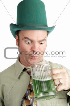 St. Paddy&#39;s Day  Thirst