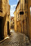 Narrow street in Perigueux
