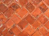 Diagonal Brick Pattern