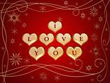 I love you 2