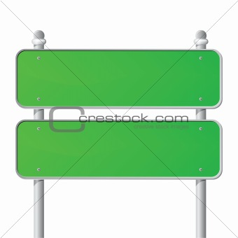 Green Sign