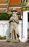 Wat Pho Guard Statue