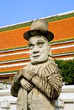 Wat Pho Guard