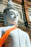 Wat Yai Chai Mongkol Buddha