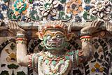 Wat Arun Demon