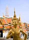 Grand Palace Statue