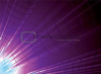 time travel purple