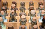 old medicine bottles