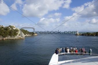 Tourist Cruise